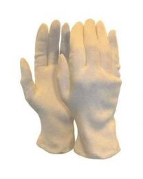 Interlock handschoen, herenmaat (200 grams)