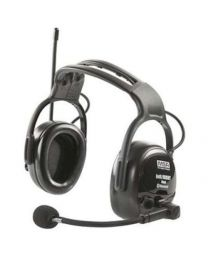 MSA left/RIGHT Wireless World Dual gehoorkap met hoofdband